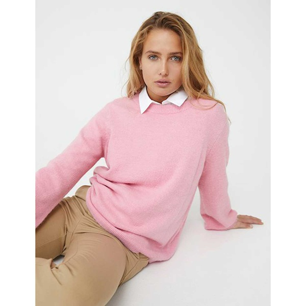 Helanor Knit Sea Pink