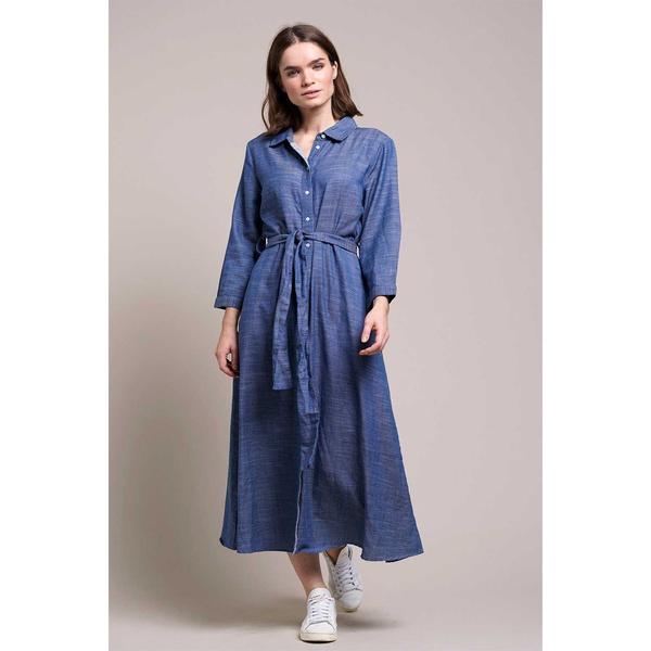 Nicole Dress Blue