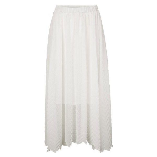 Ryan Skirt Optical White