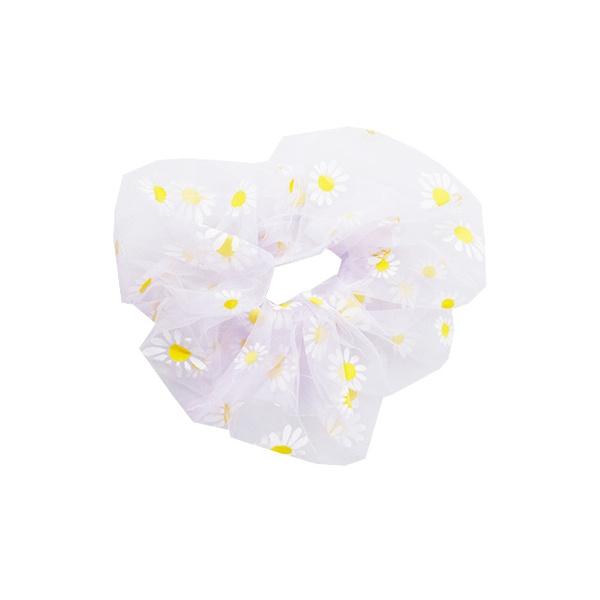 Cloud Scrunchie Soft Lavender