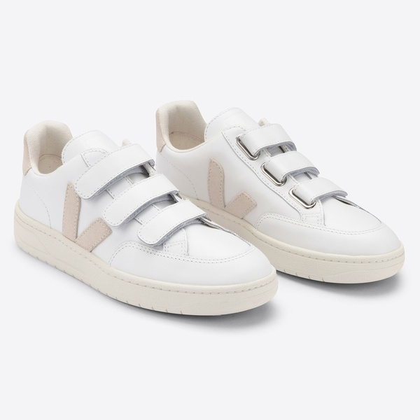 V-Lock Leather Extra White Sable