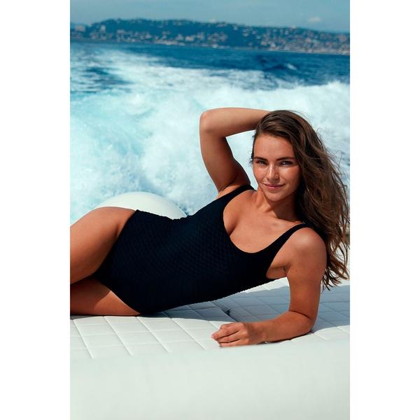 Paula Swimsuit Poppy Black
