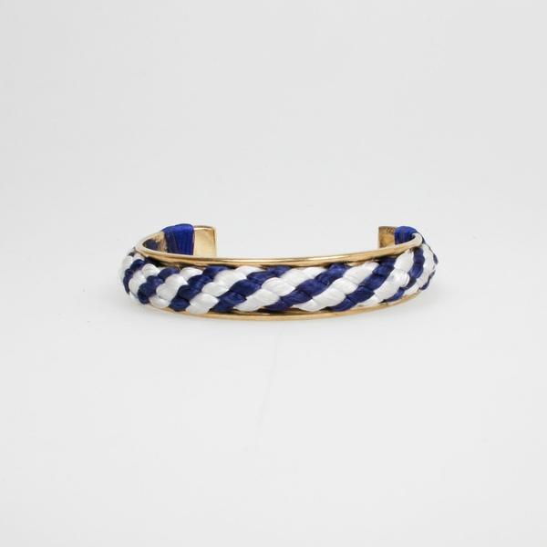 Bracelet Weiss Blau