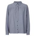 Allison Shirt Dusty Blue