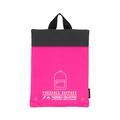 Packable Daypack Neon Pink/Black