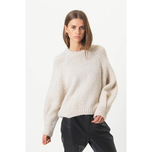 Milffa Knit O-Neck Ginger Root