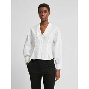 Romance Shirt Bright White