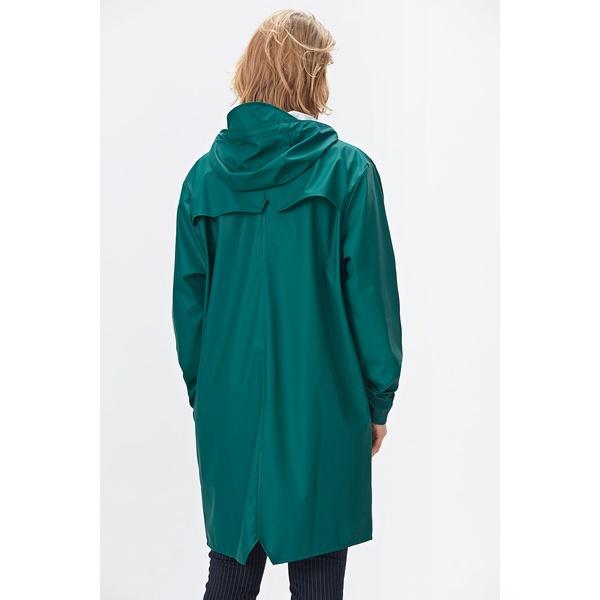 Long Jacket Dark Teal