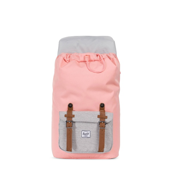 Little America Mid-Volume Peach Light Grey X Tan