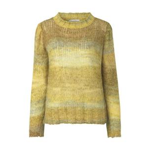 Lotus Knit Blouse Space Dye