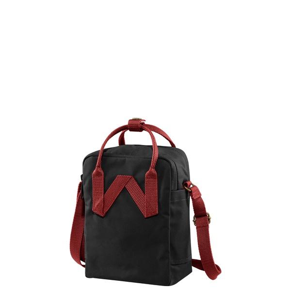 Kanken Sling Black / Ox Red