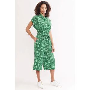 Doryan Jumpsuit Green