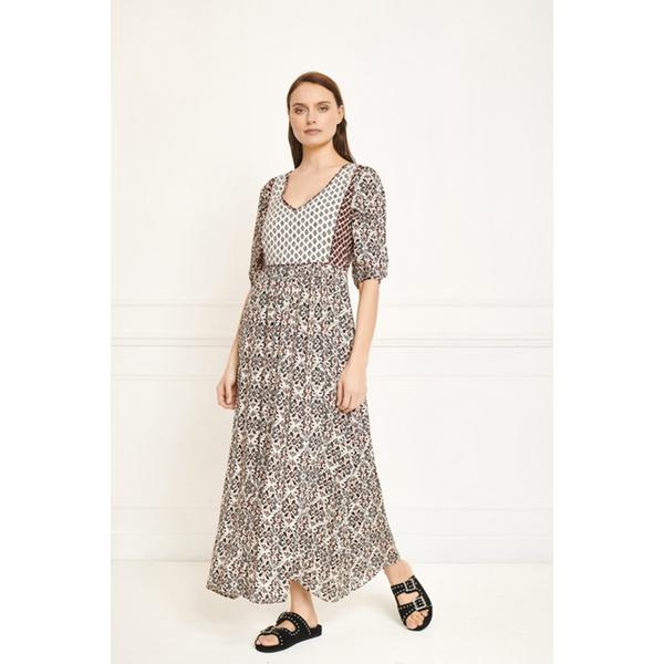 Rocher Dress Craie