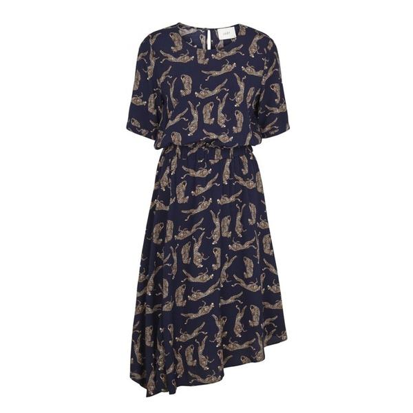 Welis Dress Leopard
