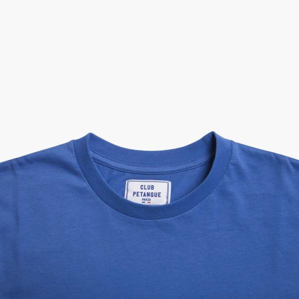 Club Petanque T-Shirt Universite Dazzling Blue