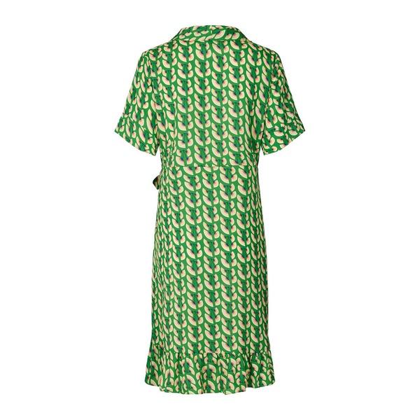 Amber Dress Green