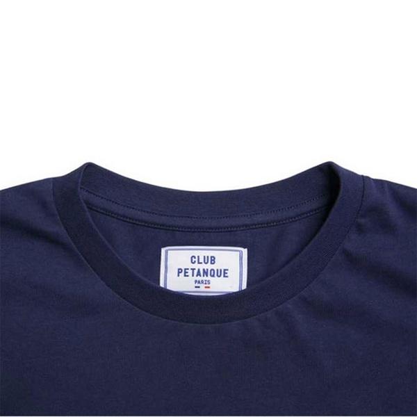 T-Shirt Les Copines Navy