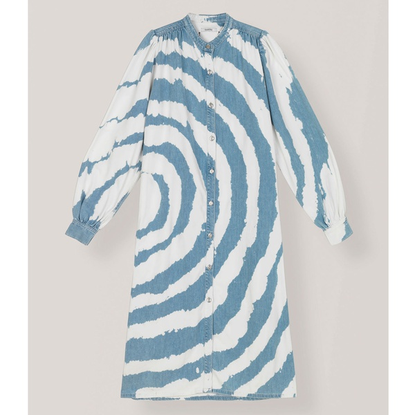 Dress Bleach Tie Dye