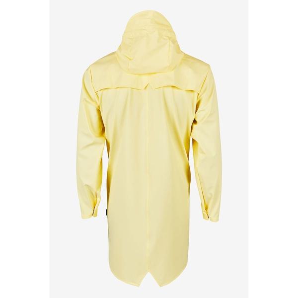 Rains Long Jacket Wax Yellow