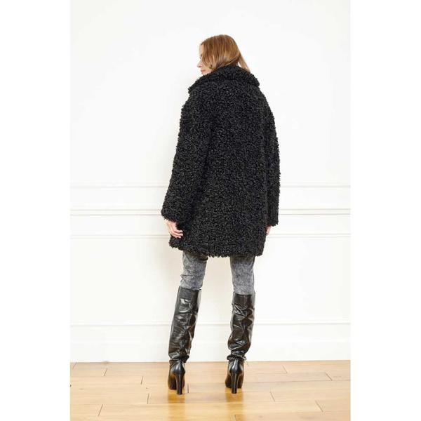 Midrix Coat Black