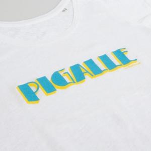 Leinen T-Shirt Pigalle