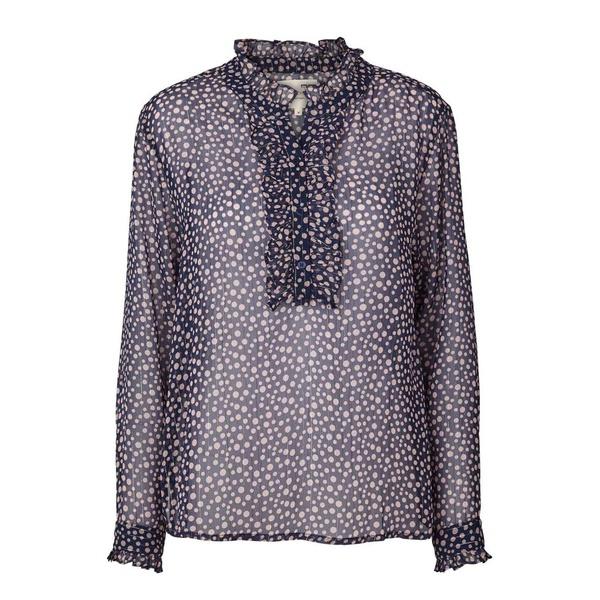 Franka Shirt Dot Print