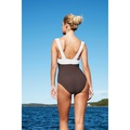 Paula Swimsuit Amalfi Dark Chocolate