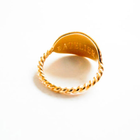 Ring Coquet Gold