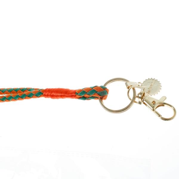 Keychain Orange / Grün