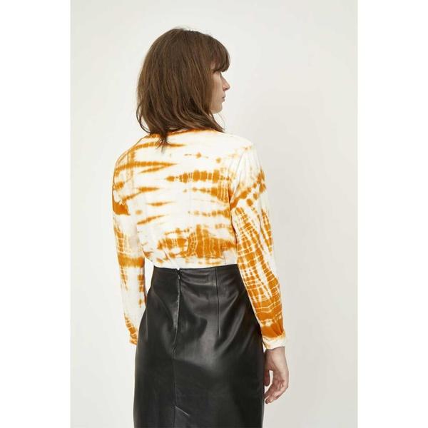 Annika Is Tee Orange Tie Dye