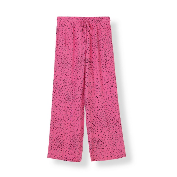 Barra Crepe Pants Hot Pink