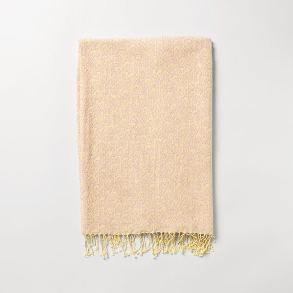 Besra Towel Soft Yellow