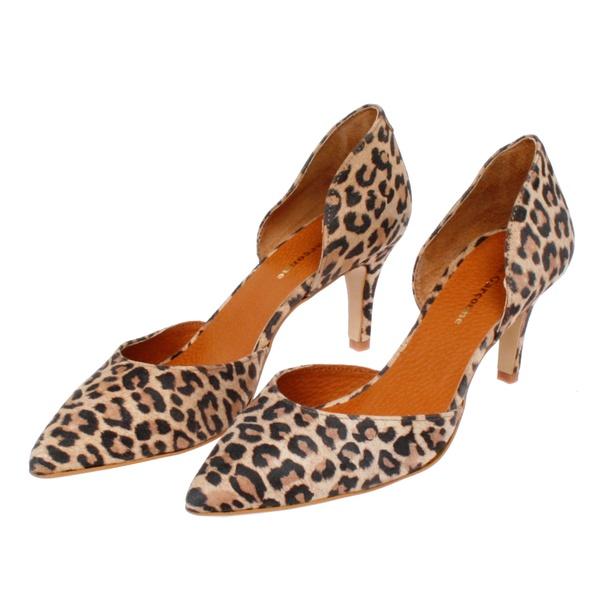Margrite Leopardo Pavane