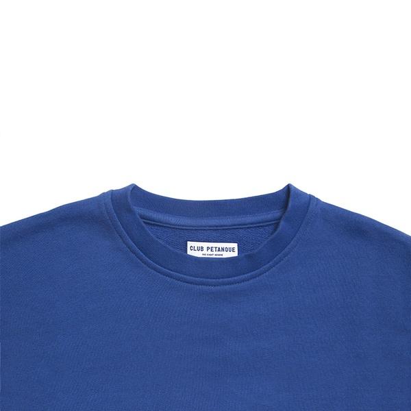 Club Petanque Sweater Universite Dazzling Blue