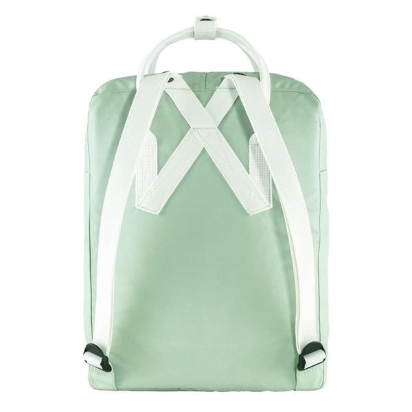 Kanken Mint Green / Cool White