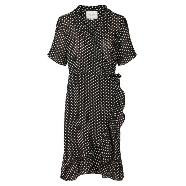 Amber Dress Dot Prints