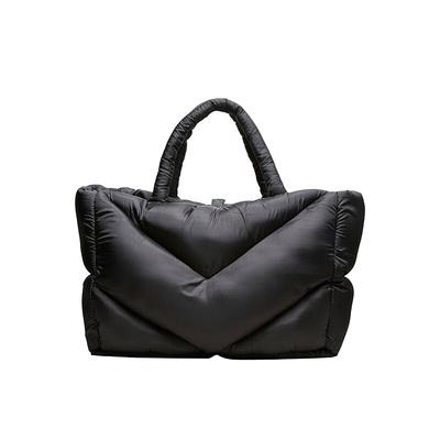 Clara Quilt Bag Black