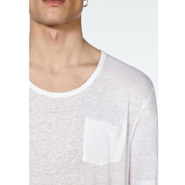 American Vintage Mens T-Shirt Nilibay Sage