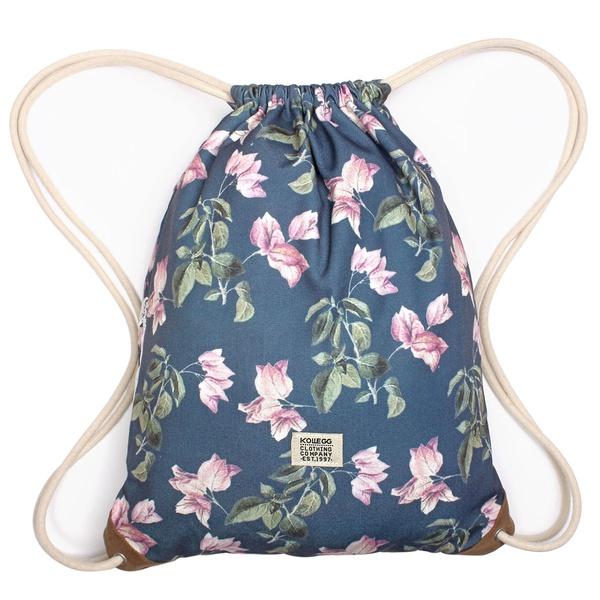 Kollegg OG Gymbag Floral Big