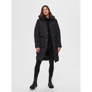 Jenny Down Coat Black