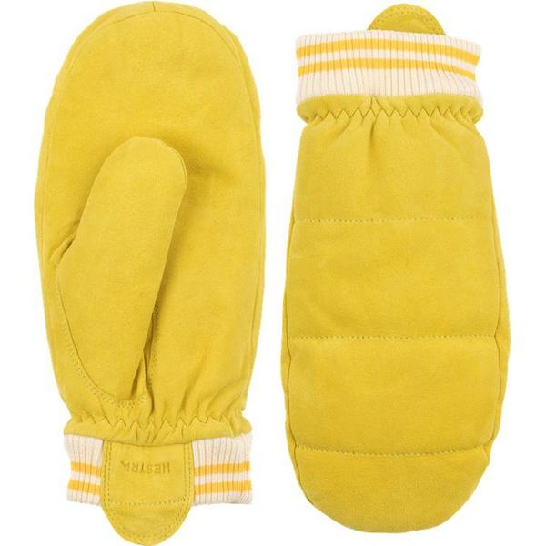 Annabelle Mitt Light Yellow