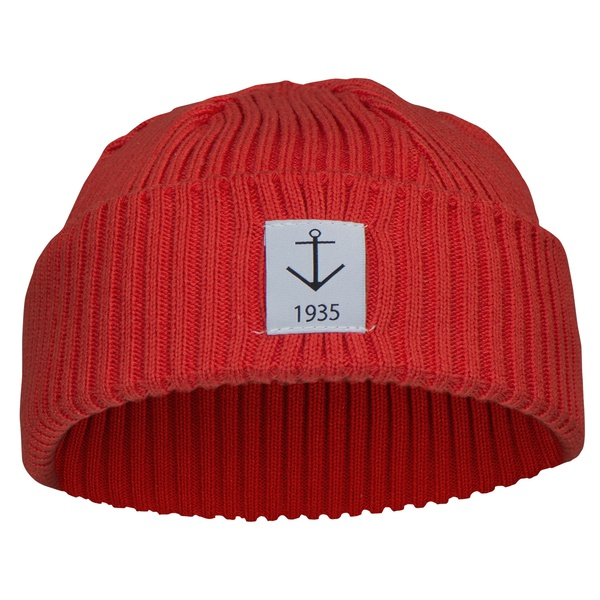 Smula Mütze Orangerot