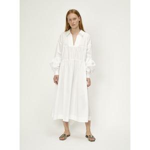 Brandy Maxi Dress White