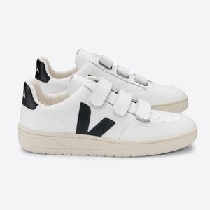 V-Lock Leather Extra White Black