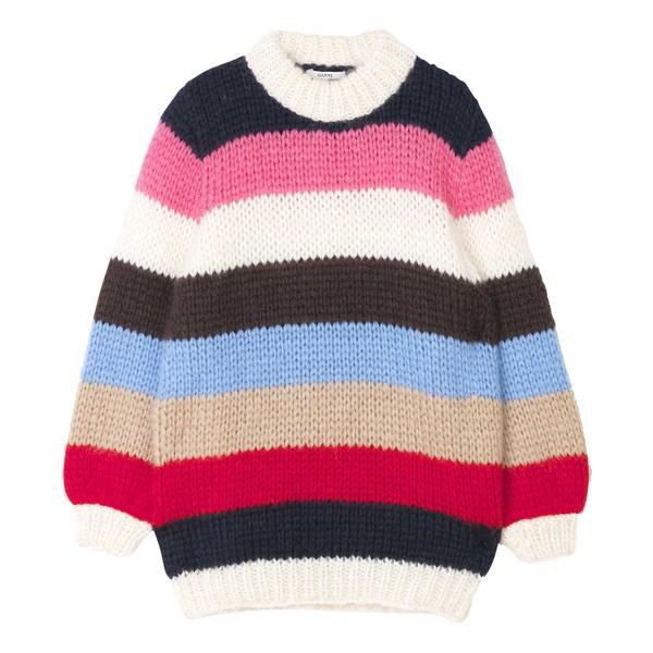 The Julliard Mohair Multicolour Pullover