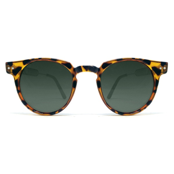 Teddy Boy Brown Tortoise / Black