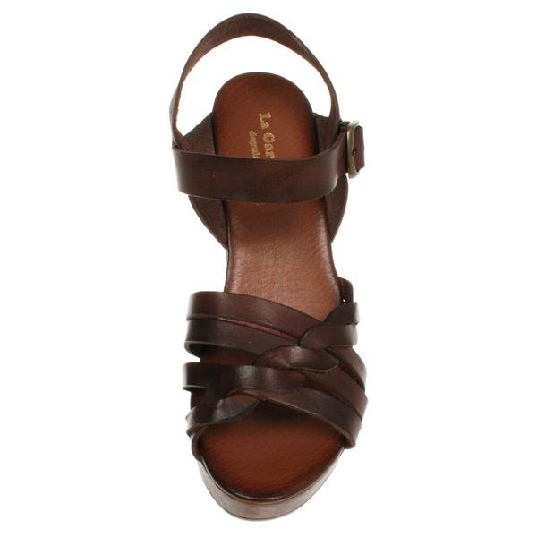 La Garconne P56 Sandale Marron