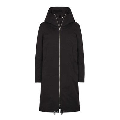 Steal Coat Black