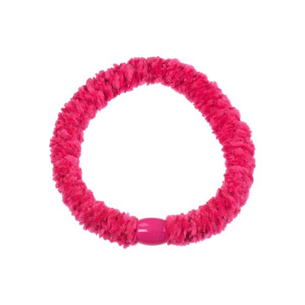 Kknekki Haargummi Velvet Strong Pink