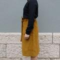 Skirt Teide Paille